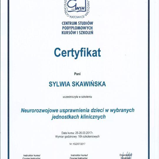 Sylwia Skawińska