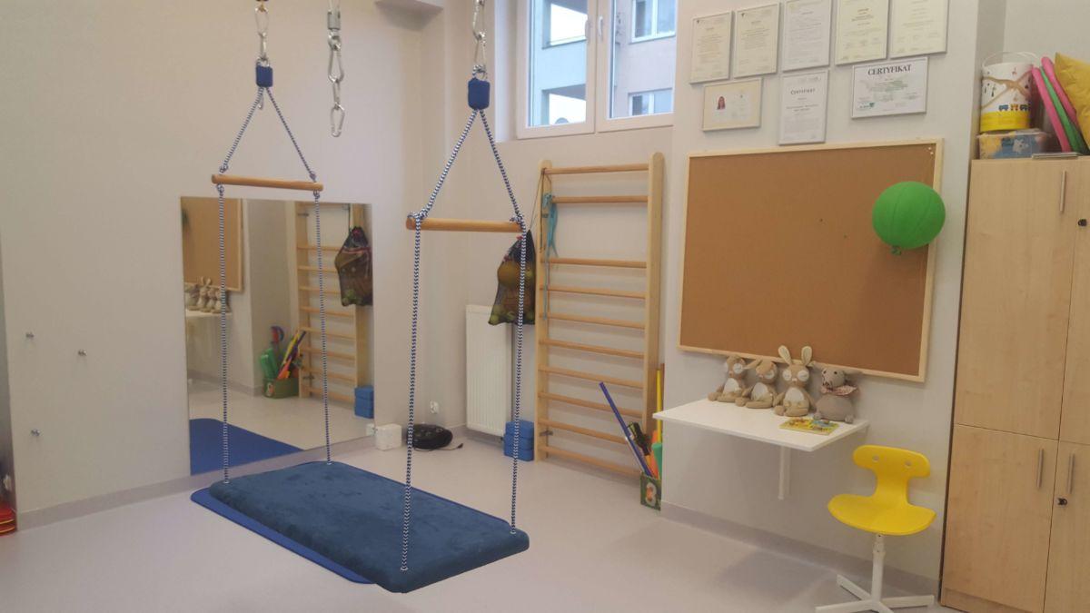 Gabinet integracji sensorycznej warszawa