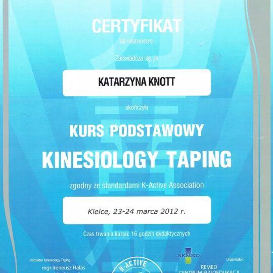 Katarzyna Knott-Zaborowska