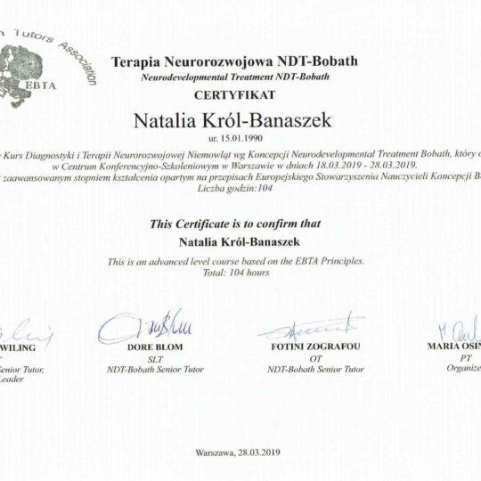 Natalia Król-Banaszek
