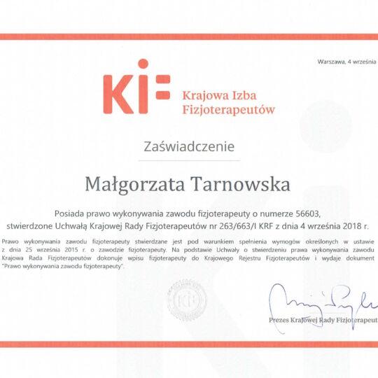 Małgorzata Tarnowska
